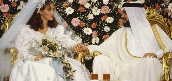 замуж за араба