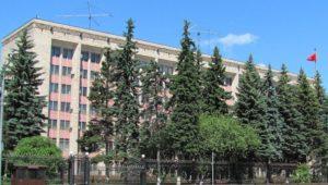 Посольство Китая в Москве
