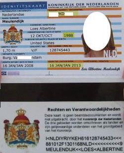 Учеба в Нидерландах. Студенческое удостоверение в Голландии