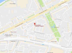 отдел культуры посольства Иордании на карте