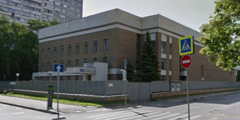 Посольство Эфиопии в Москве