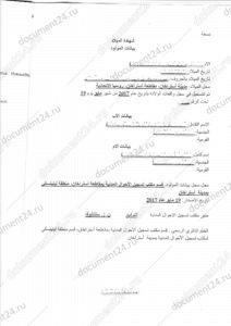 notarialnyi perevod svidetelstva rozhdenii kuveit